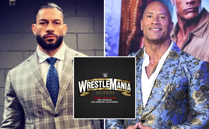 Roman Reigns Wants To Face Dwayne Johnson AKA The Rock At Wrestlemania 39