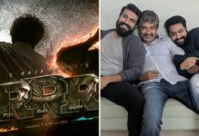 RRR Movie Climax shoot begins, SS Rajamouli shares still on social media