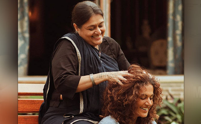 Rashmi Rocket: Supriya Pathak Giving 'Champi' To Taapsee Pannu In The New Poster Is Pure Love!