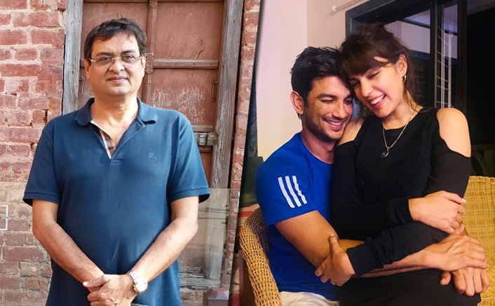 Rumi Jaffery Is Not Thinking Of His Film With Late Sushant Singh Rajput & Rhea Chakraborty, Read On