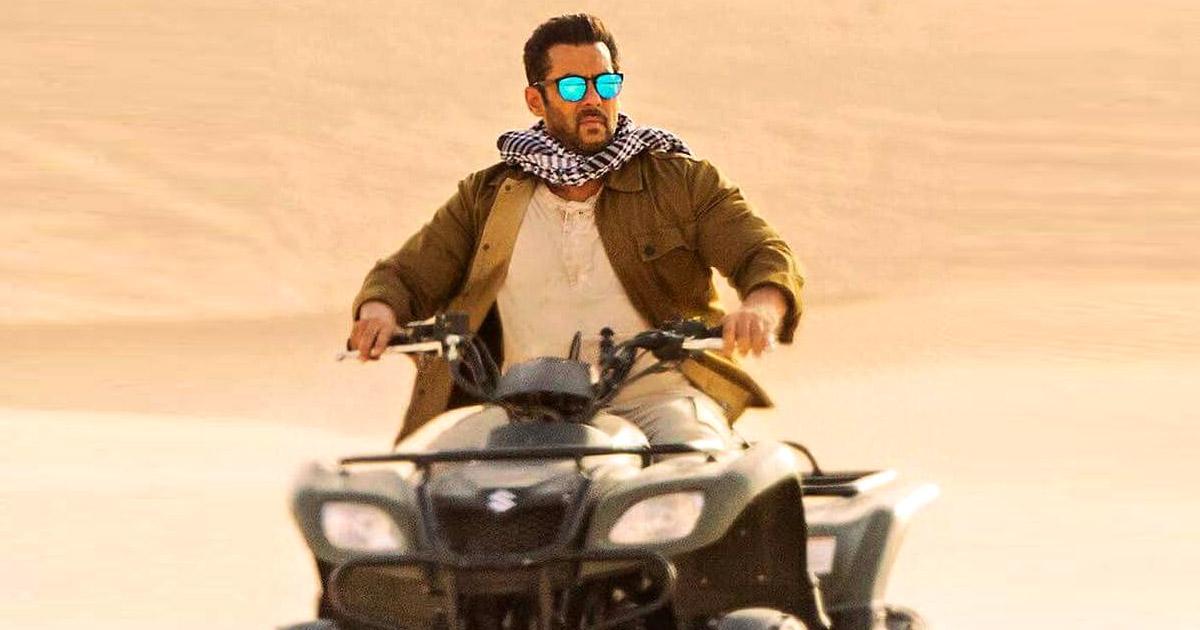 Salman Khan's Tiger 3 Shooting Update