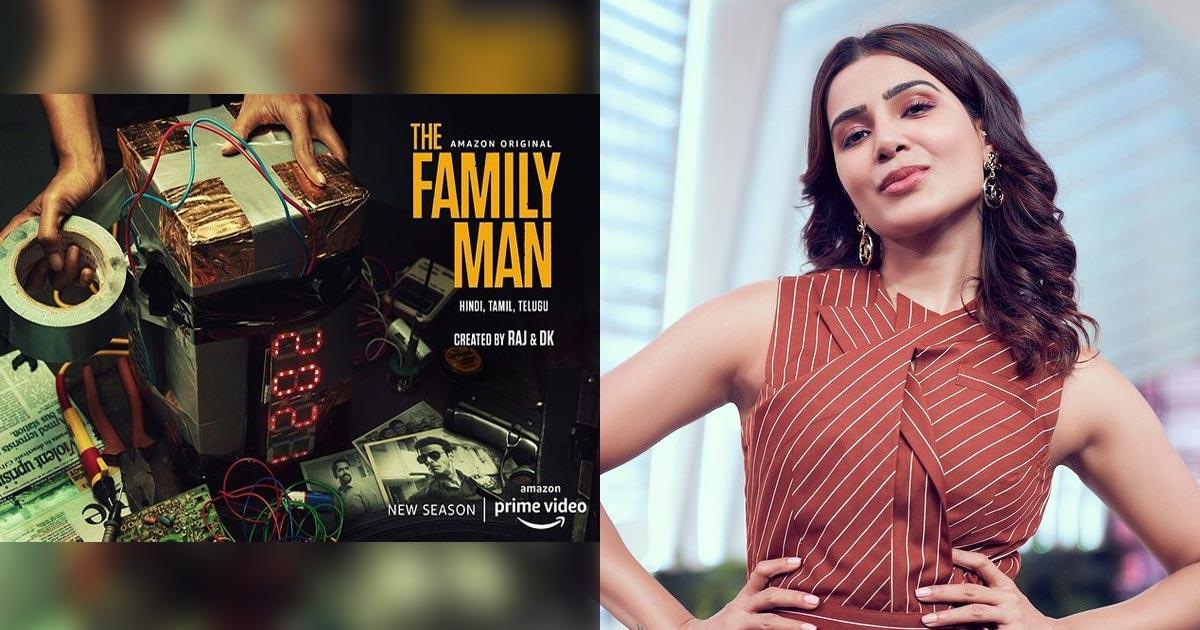Samantha Akkineni Marks Her OTT Debut With The Family Man 2