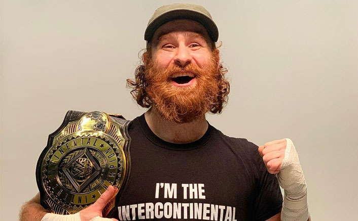 Sami Zayn Reveals He Is Making A Documentary To Expose WWE's Conspiracy Against Him Following Losing The Intercontinental Champion(Pic credit: Instagram/samizayn)