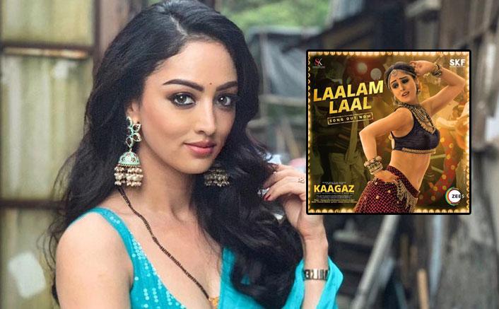 Sandeepa Dhar learnt her 'Kaagaz' dance number overnight