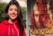"Sanjana Sanghi On Working With Ranbir Kapoor In Rockstar: ""Have Seen The Magic Unfolding In Front Of My Eyes"""