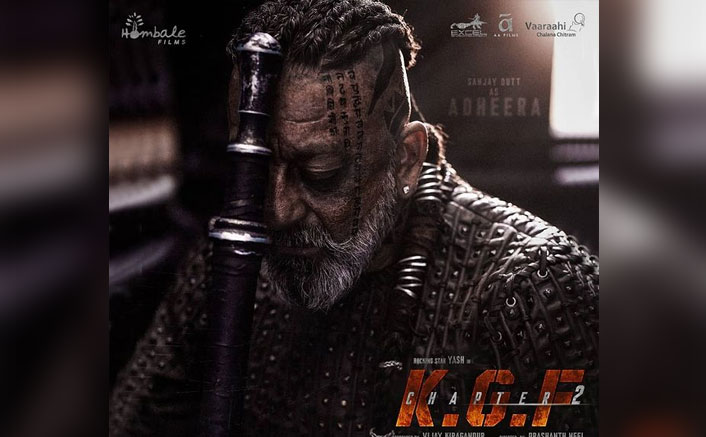 Sanjay Dutt: Adheera in 'KGF 2' one of the craziest characters I've played