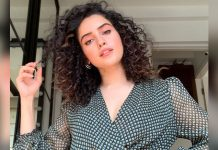 Sanya Malhotra: 'Embarking upon the journey of 2021 on a working note'