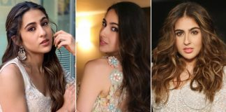 Sara Ali Khan - 5 Times The Coolie No. 1 Actress Screamed Royalty With Her Nawabi Outfits, See Pics