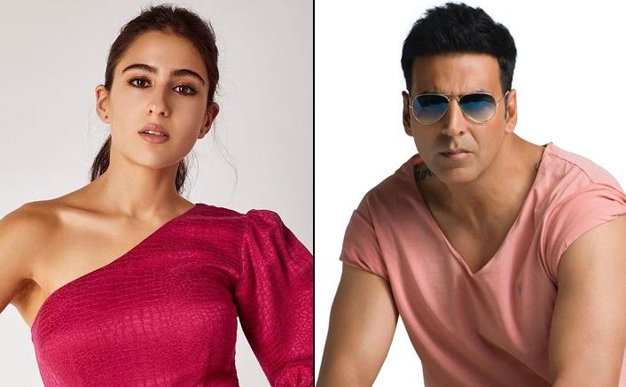 Sara Ali Khan Opens Up On Bond With Atrangi Re Co-Star Akshay Kumar