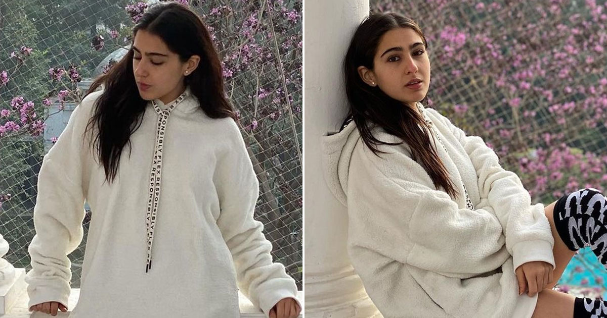 Sara Ali Khan Shares A Dash Of 'Sweater Days & Winter Haze'