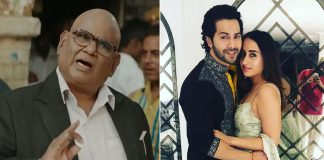 Satish Kaushik Exclusively Opens Up On Not Attending Varun Dhawan & Natasha Dalal's Wedding