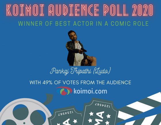 Result Of Koimoi Audience Poll 2020: Pankaj Tripathi