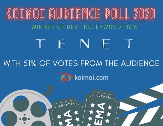 Result Of Koimoi Audience Poll 2020: Tenet