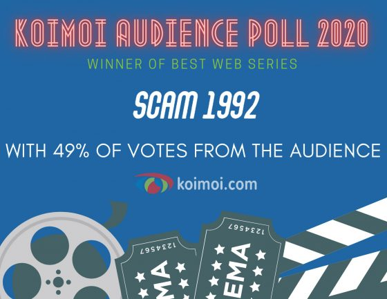 Result Of Koimoi Audience Poll 2020: Scam 1992