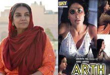 Shabana Azmi Dismisses Rumours Of Her Involvement In Arth Remake