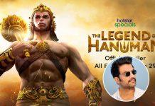 Sharad Kelkar turns narrator for 'The Legend Of Hanuman'