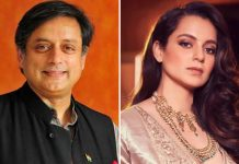 """Shashi Tharoor Replies To Kangana Ranaut Over Homemakers' Row: """"I'd Like All Indian Women To Be As Empowered As You"""""""