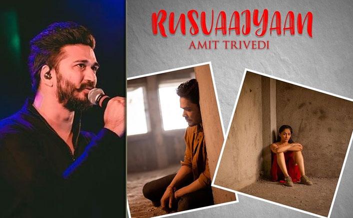Shilpa Rao & Amit Trivedi Reunite For New Single 'Rusvaaiyaan'