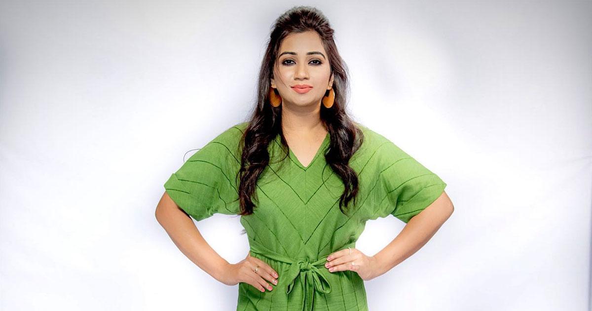 Shreya Ghoshal celebrates one million subscribers on YouTube
