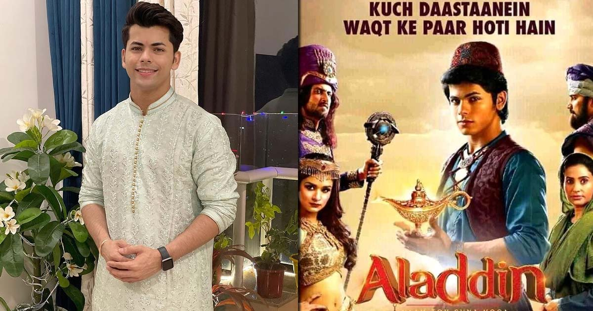 Siddharth Nigam Starrer Aladdin: Naam Toh Suna Hoga Is Going Off-Air