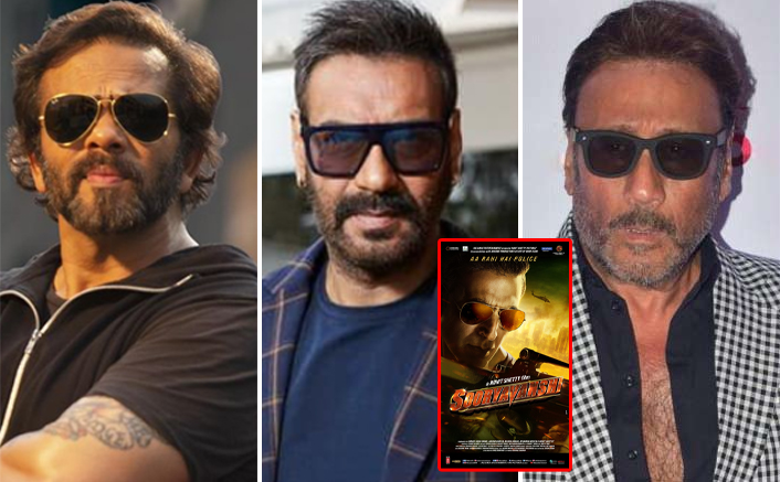 Singham 3: Jackie Shroffs To Be The Villain In The Ajay Devgn Starrer, Sooryavanshi Connection Revealed