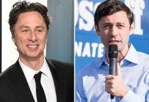 SNL: Zach Braff Pitches Himself As Georgia Democratic Senate Candidate Jon Ossoff, Fans React
