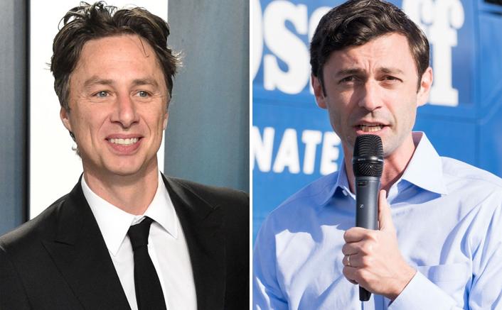 SNL: Zach Braff Wants To Play Georgia Democrat Jon Ossoff, Here's How Fans Reacted
