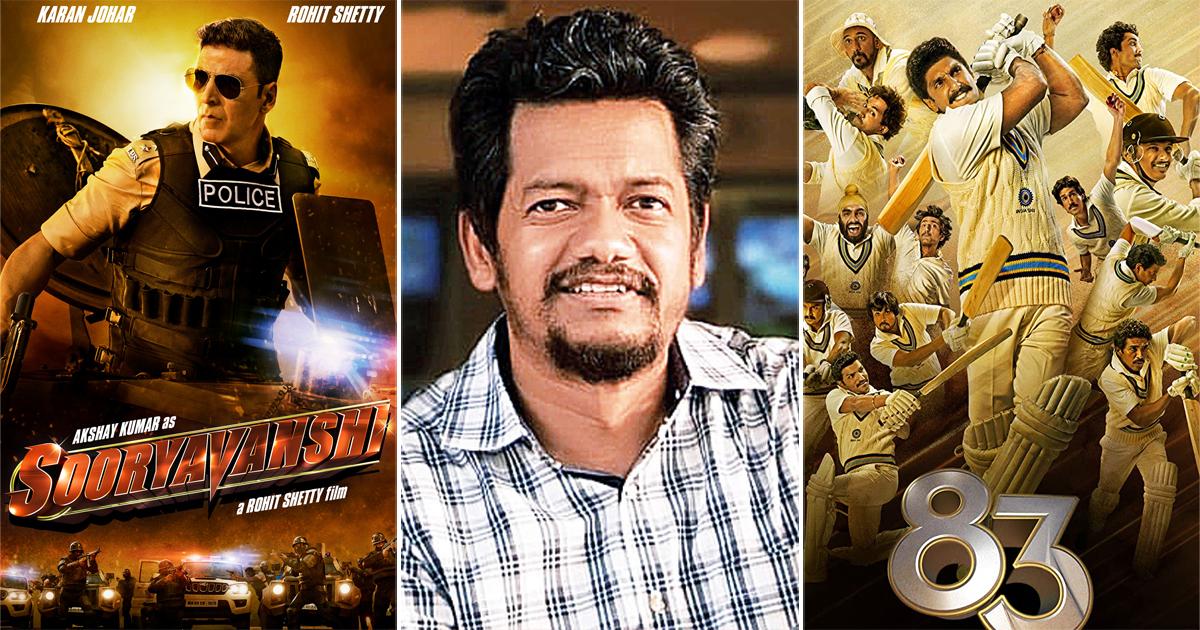 Sooryavanshi & '83 Release Date: Shibashish Sarkar Is Hopeful After MHA Removes 50% Occupancy Cap.