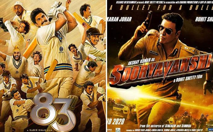 Sooryavanshi Or '83 Will Release During Holi