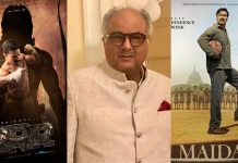 SS Rajamouli's RRR & Boney Kapoor's Maidaan Releasing On The Same Day – Producer Of The Latter Upset
