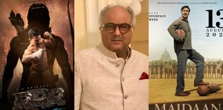 SS Rajamouli's RRR & Boney Kapoor's Maidaan Releasing On The Same Day – Producer Of The Latter Upset