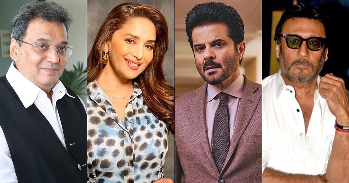 Subhash Ghai Planning A Film With Ram Lakhan Cast Anil Kapoor, Madhuri Dixit & Jackie Shroff