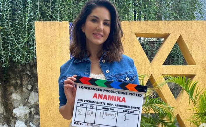 "Anamika Actress Sunny Leone Says, ""I Am Really Looking Forward To Performing Some High-Voltage Action Scenes"""