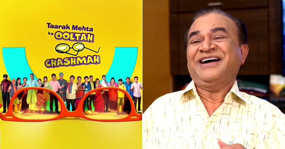 Taarak Mehta Ka Ooltah Chashmah: Ghanshyam Nayak AKA Nattu Kaka's BTS Picture Is Here To Get Us All Excited About His Return
