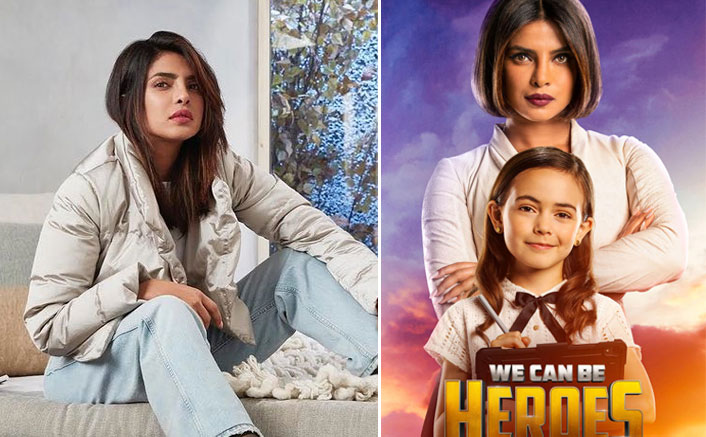 """The Heroics Are Coming Back,"""" Says Priyanka Chopra Announcing The Sequel Of We Can Be Heroes"""
