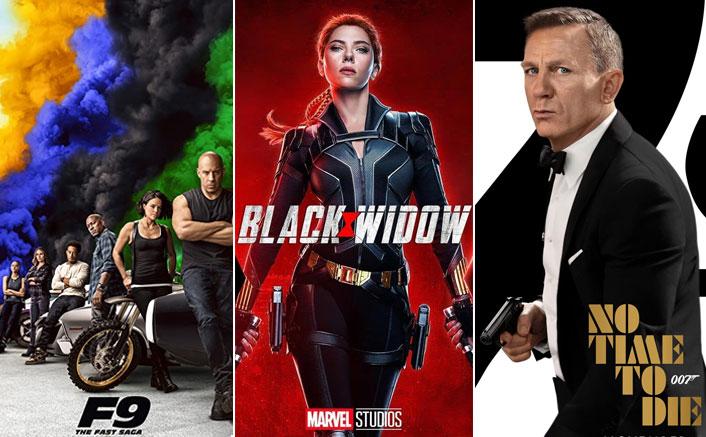 Hollywood Biggies Of 2021