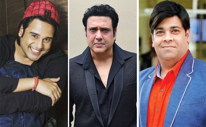Krushna Abhishek Left Red-Faced After Kiku Sharda Mocked His Relationship With 'Mama' Govinda?