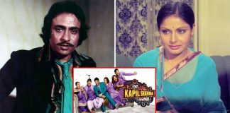 "The Kapil Sharma Show: Ranjeet Was Thrown Out Of House By His Father For Tearing Rakhee's Clothes In His Debut Film, ""Baap Ka Naak Katwa Diya Hai"""