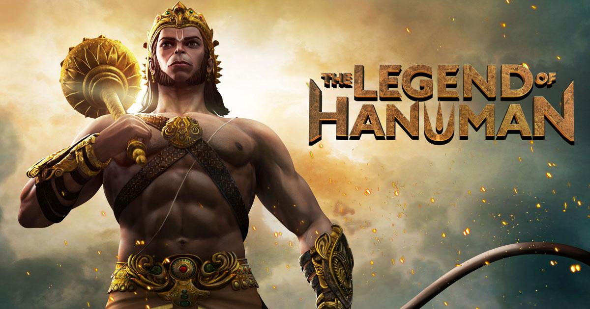 Hotstar's The Legend Of Hanuman Review