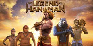 The Legend of Hanuman Web Review