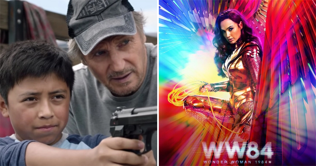 Box Office Update On The Marksman & Wonder Woman 1984 Is Out