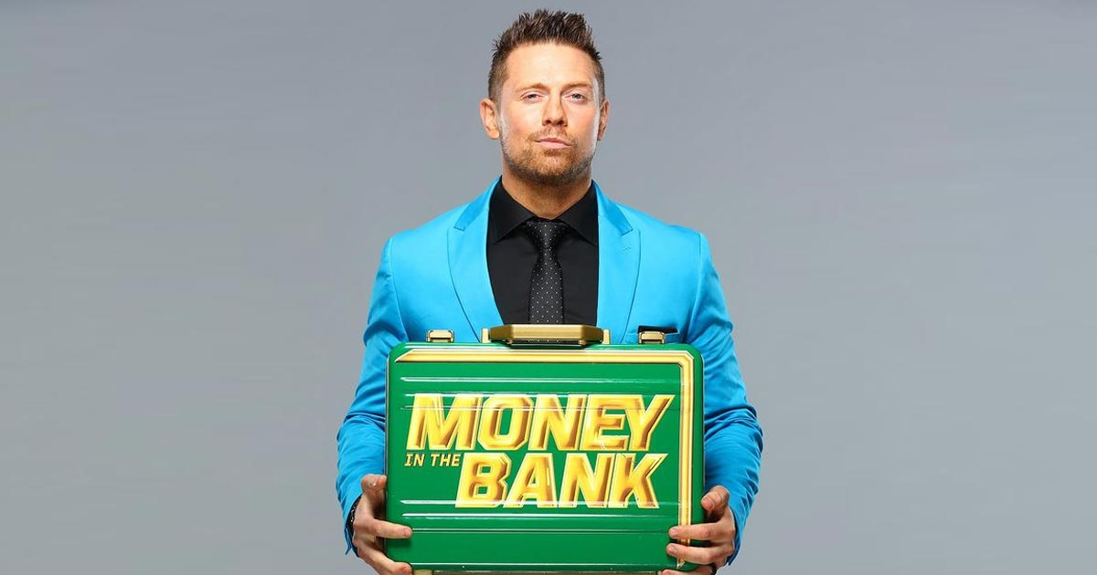 The Miz To Be The Surprise At Royal Rumble 2021?
