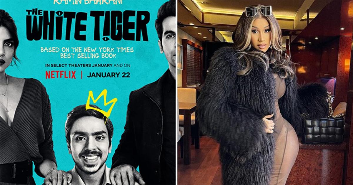 The White Tiger: Cardi B Praises Priyanka Chopra & Rajkumar Rao Starrer