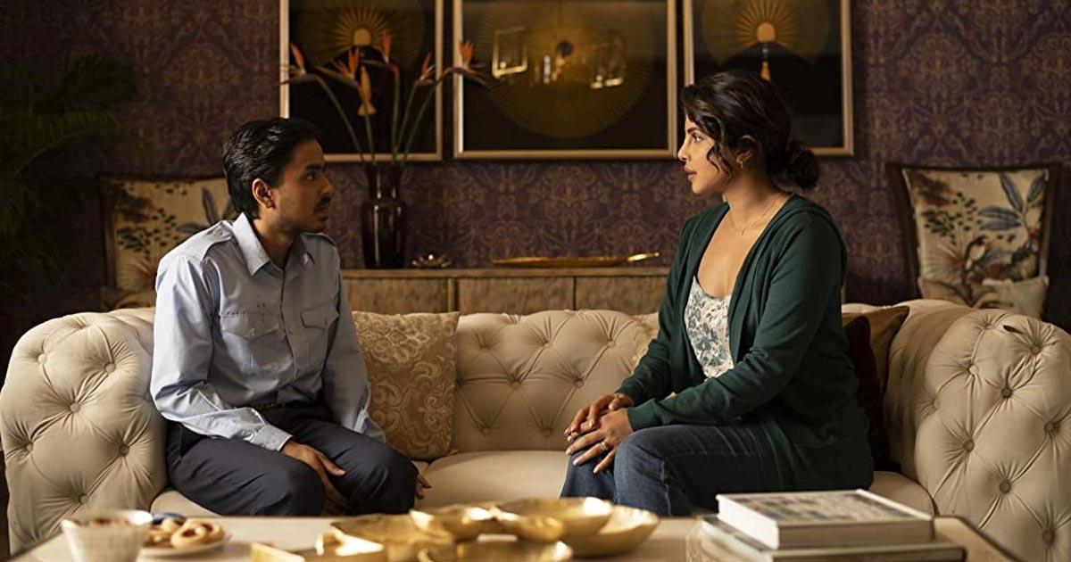 The White Tiger Movie Review: Adarsh Gourav& Priyanka Chopra In A Still