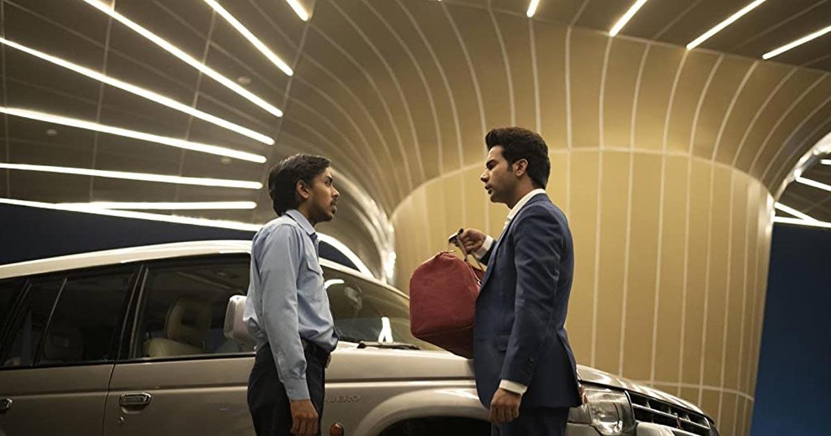The White Tiger Movie Review: Adarsh Gourav & Rajkummar Rao In A Still
