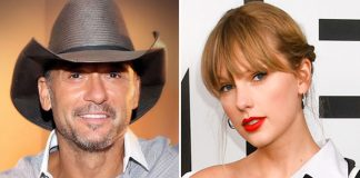 Tim McGraw was 'apprehensive' when Taylor Swift named song after him