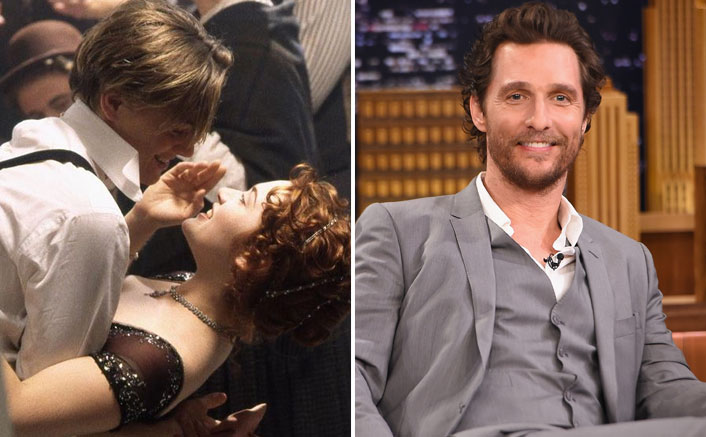 Titanic Could've Had Matthew McConaughey Instead Of Leonardo DiCaprio In Lead If He Wasn't Rejected After Audition