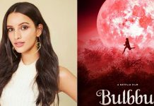 "Tripti Dimri on finally getting her due with Bulbbul says, ""it put me back in the game"""