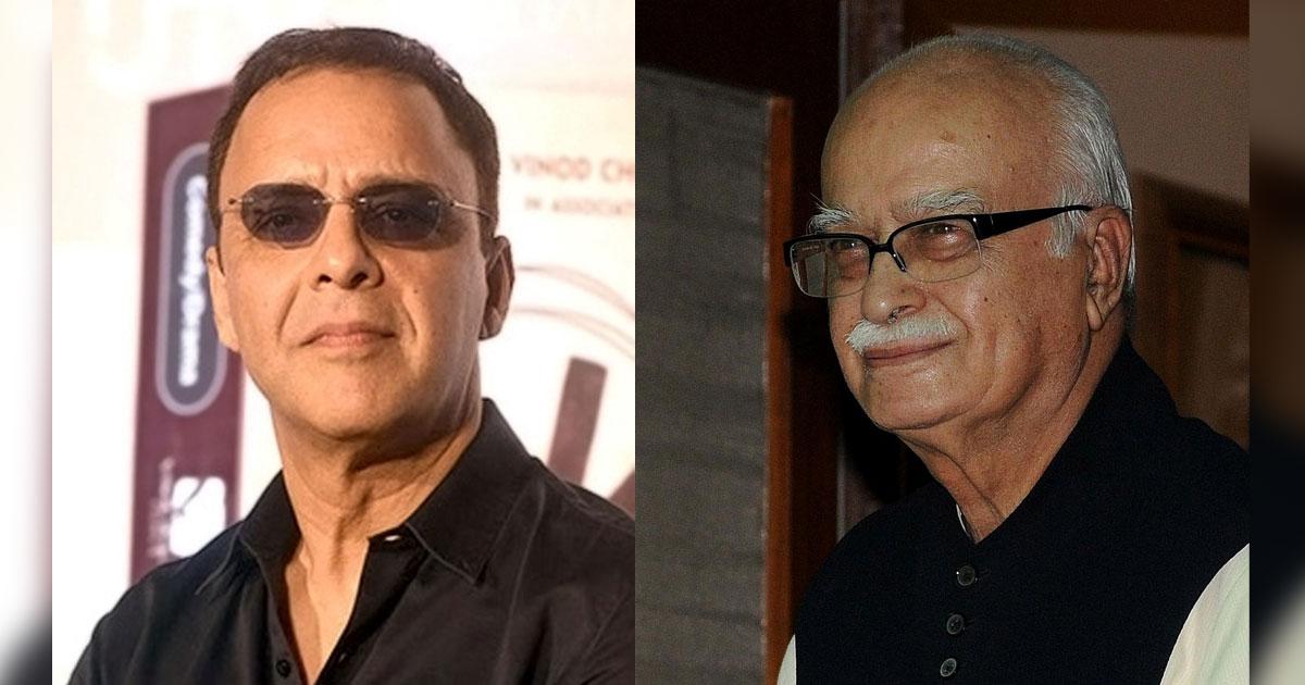 'Unscripted': Vidhu Vinod Chopra Reveals His Special Bond With LK Advani