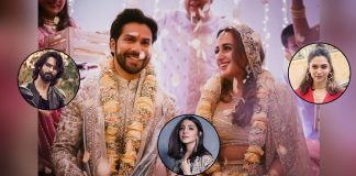 Varun Dhawan, Natasha Dalal Wedding: Shahid Kapoor, Anushka Sharma & Others Congratulate!